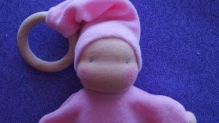 Как сделать куклу своими руками - подробный мастер класс!