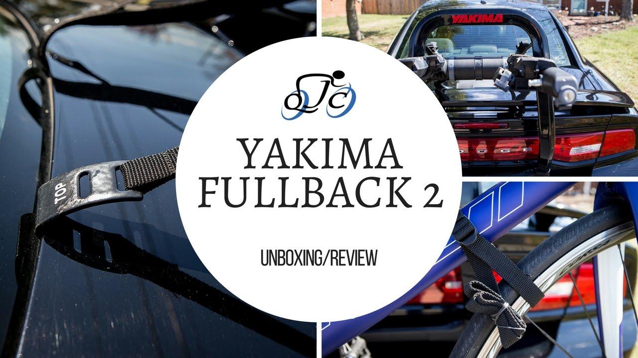 Yakima FullBack 2 Bike Carrier Rack