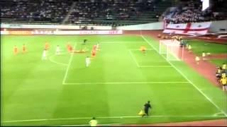 Georgia - Belarus 1-0 (Fifa World Cup 2014 QR)