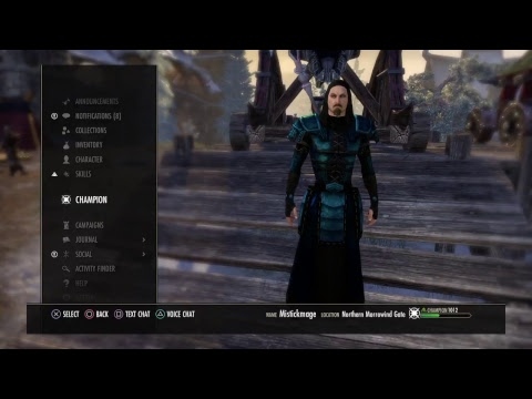 Summerset Magicka Sorcerer PvP Build Update: Reaper