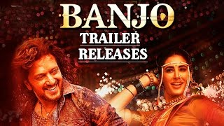 BANJO Official Trailer ft Riteish Deshmukh, Nargis Fakhri RELEASES