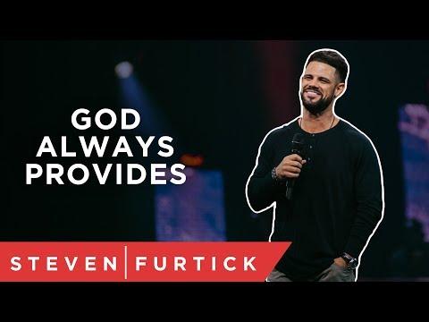 God Always Provides… Right? | Pastor Steven Furtick