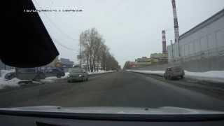 Обрыв проводов Шефская/Фронтовых Бригад 15.03-2014