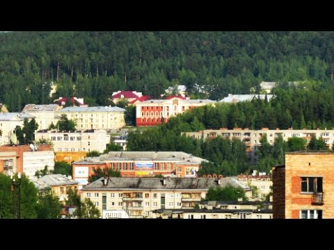 Новоуральск -  город в котором я живу.
