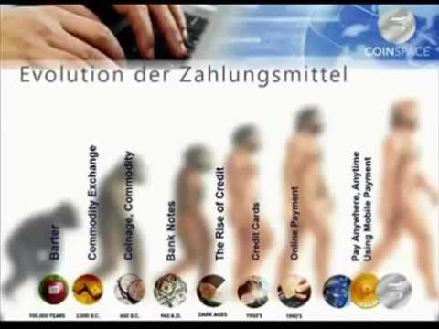 Coinspace Deutsche Präsentation