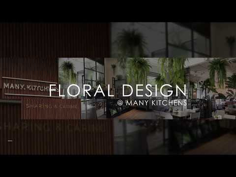 video presentationfloral design