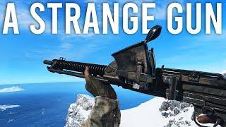 Battlefield 5 Strangest Gun