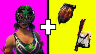 20 BEST COMBOS For The Dynamo Skin In Fortnite! Dynamo Skin Best Back Bling Combos!