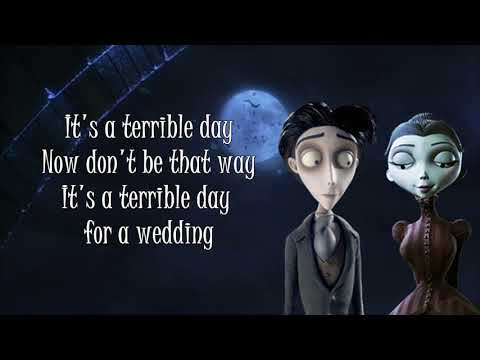 According to Plan - Corpse Bride (lyrics)