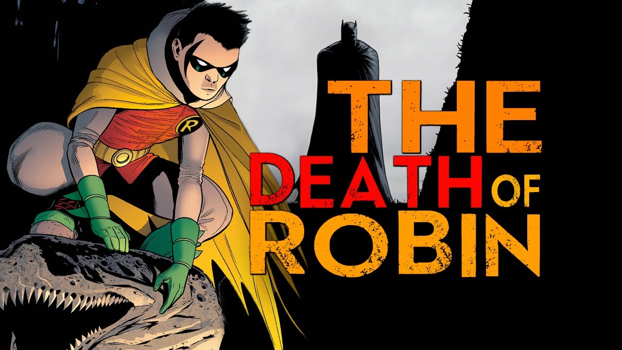 Robin Son of Batman Vol 1 Year of Blood Patrick