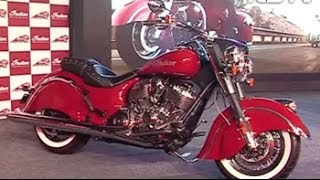 Indian Motorcycles launches three cruiser bikes in India
