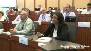 Custom Executive Education at Georgia Tech's Scheller College of Business