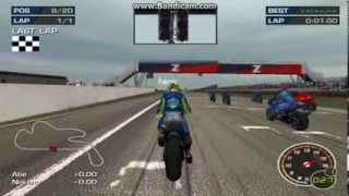 MotoGP 3: Ultimate Racing Technology - Rossi Gameplay at Philip Islands