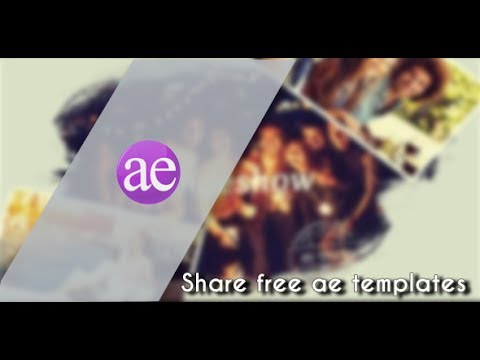 Videohive Slideshow Free After Effects Templates