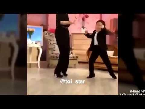 Самый лучший танец в свадьбы часть 1