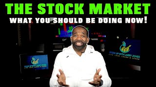 STOCK MARKET | WHAT YOU SHOULD BE LOOKING FOR NOW!