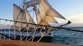 Navy Days San Pedro 2015 Cannon Battle