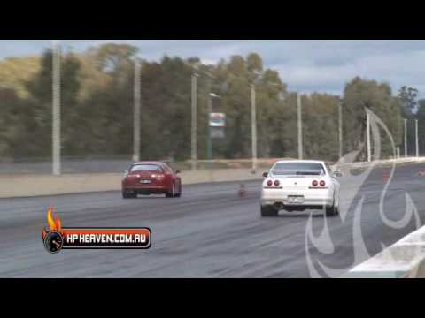 HEATHCOTE PARK RACEWAY SAU vs WRX Forum 03 07 2010 part 2