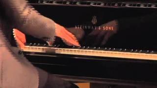 """Matt Herskowitz, Bach Prelude in C minor, WTC bk. 2, """"Bach à la Jazz"""""""