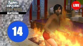 Live: The Sims Historie z Rzyci Wzięte #14