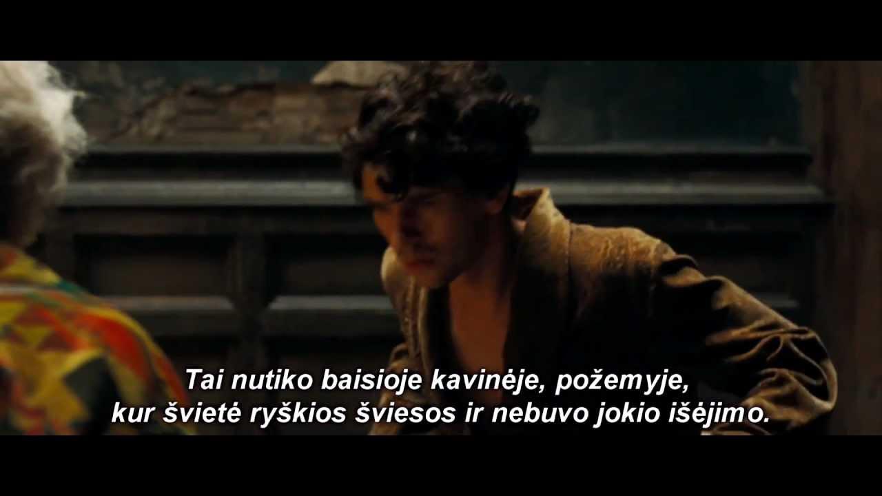 DEBESŲ ŽEMĖLAPIS - pirmasis filmo anonsas (titruotas lietuviškai)