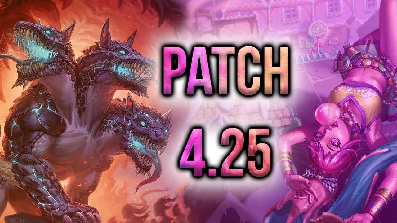 Smite Patch 4.25