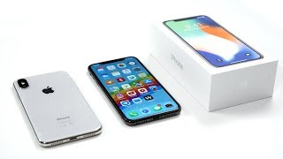 iPhone X Unboxing