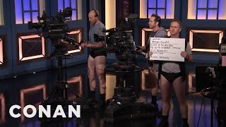 A Farewell To Pants  - CONAN on TBS