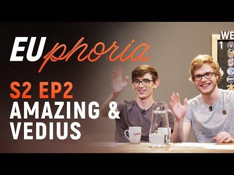 EUphoria Season 2 Episode 2 | New Video Set w/ Amazing & Vedius