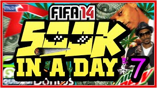 FIFA 14   500k In A Day   FINAL EPISODE   FIFA 14 Trading Series