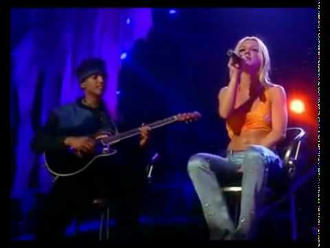 Britney Spears From The Bottom Of My Broken Heart Live London.mp4