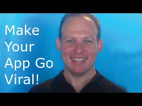 How to make your mobile app (iPhone Android) or product go viral with social sharing and invites