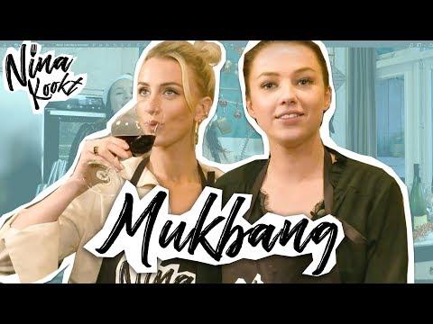 EXTRA: MUKBANG MET QUEEN OF JET LAGS  Nina Kookt - CONCENTRATE VELVET