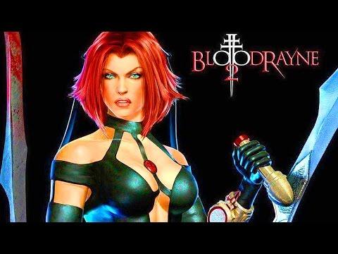 BloodRayne 2 (полная игра, русская озвучка от Бука)