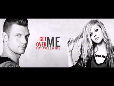 Nick Carter-Get Over Me Feat Avril Lavigne(Full Song)