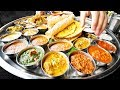 Enter CURRY HEAVEN - Mumbai's BIGGEST Thali 38 Items + BEST Indian Street Food in Mumbai, India!