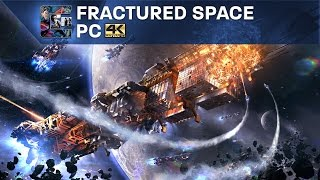 Fractured Space - 4K PC Gameplay - Space MOBA