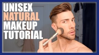 MY EVERYDAY NATURAL MAKEUP TUTORIAL