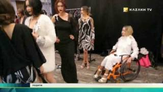 �������� ���� Подиум №22 (20.01.2017) - Kazakh TV ������