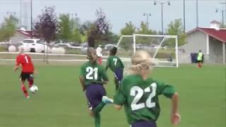 naomi ferguson u12 girls soccer fall 2013 highlights