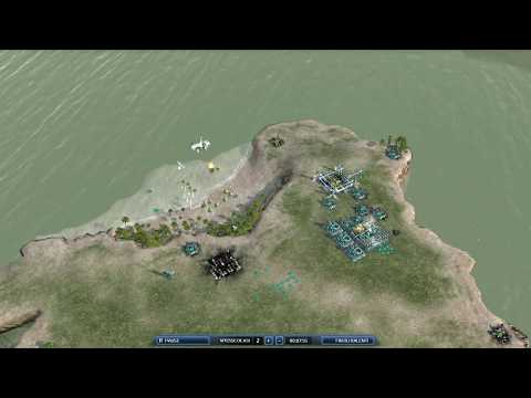 Supreme Commander 2 Tactique transport lance missiles