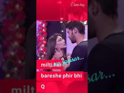 Abhi and parga kumkum bhagya song lyrics - YouTube