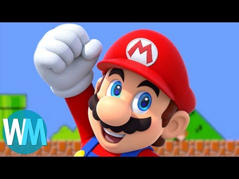 Top 10 Super Facts About Mario Games!