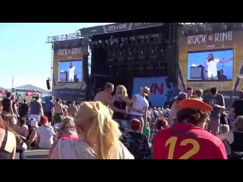 Awolnation - All I need Rock am ring 2014