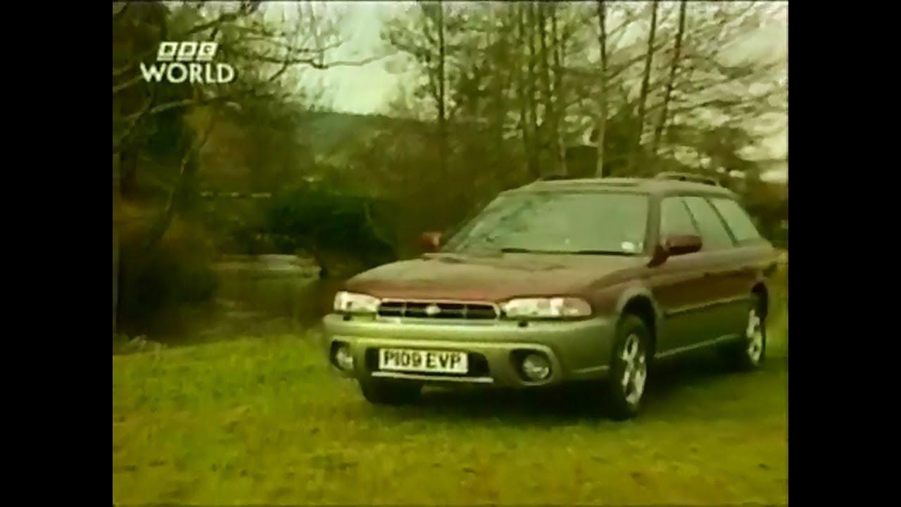 old top gear - 1997 subaru legacy outback - youtube