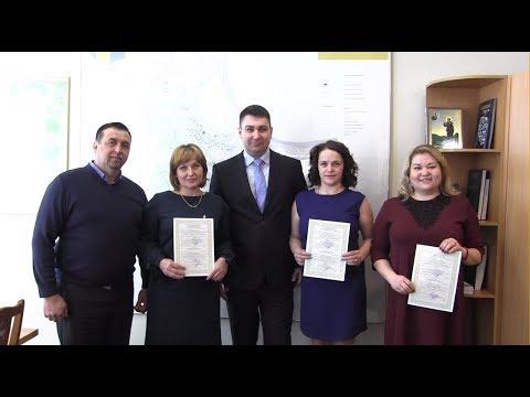 Торжественно вручили сертификаты селянам, которые нуждаются в улучшении жилищных условий.
