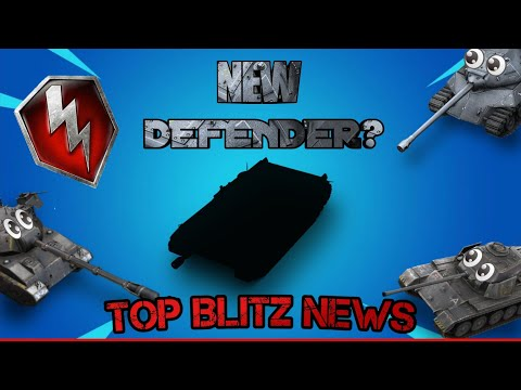 Top Blitz News | Next Defender? New Tanks, Event, Map And More | WoT Blitz
