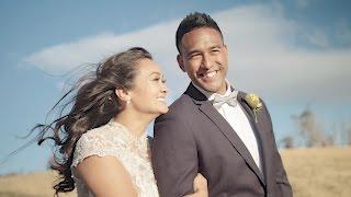 Hobart Wedding Video - Michelle & Matt - Bangor Wine & Oyster Shed, Dunalley