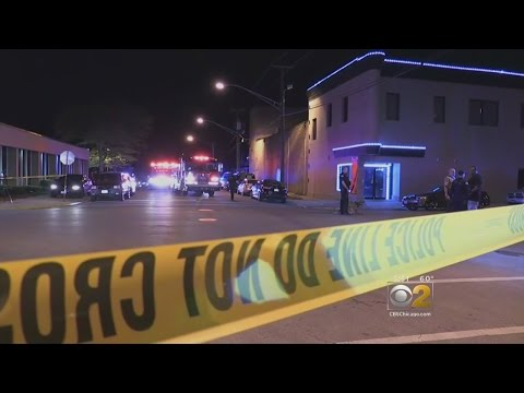5 Wounded In Shooting At Dolton Club