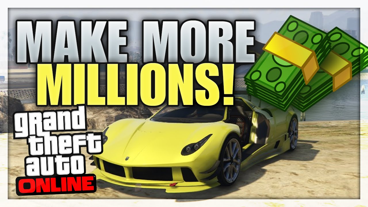 how to make more money in gta 5 singleplayer